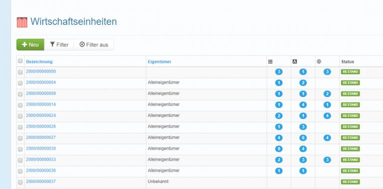 AppGini inline indicators